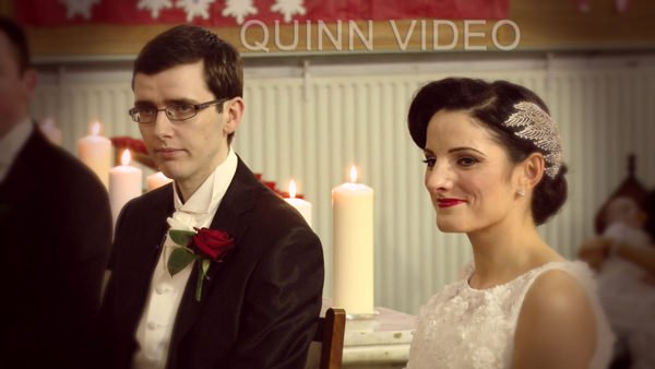 Wedding Video Still Rachel and Anthony