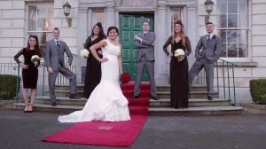 dunboyne castle wedding video