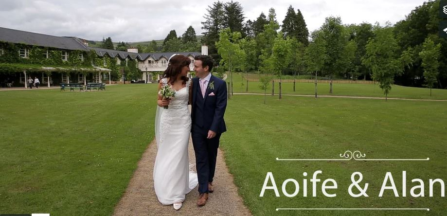brookelodge hotel wedding video