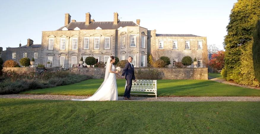 Real Weddings Castle Durrow: Castle Durrow Wedding Video