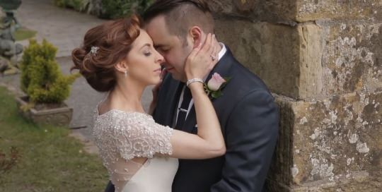 Kinnity Castle wedding video