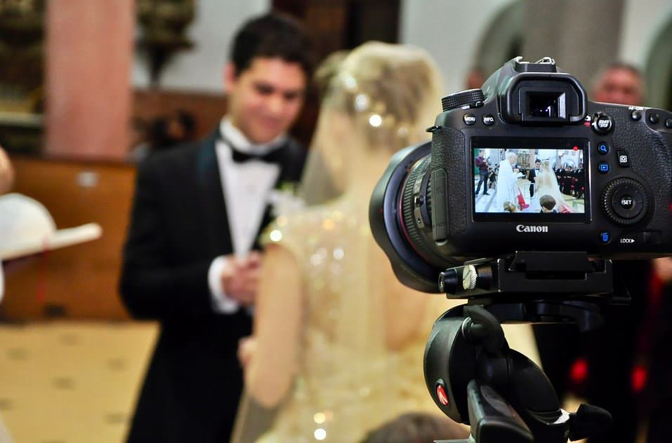 Shooting Wedding Videos Tips