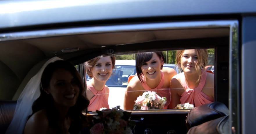 wedding video bellingham castle