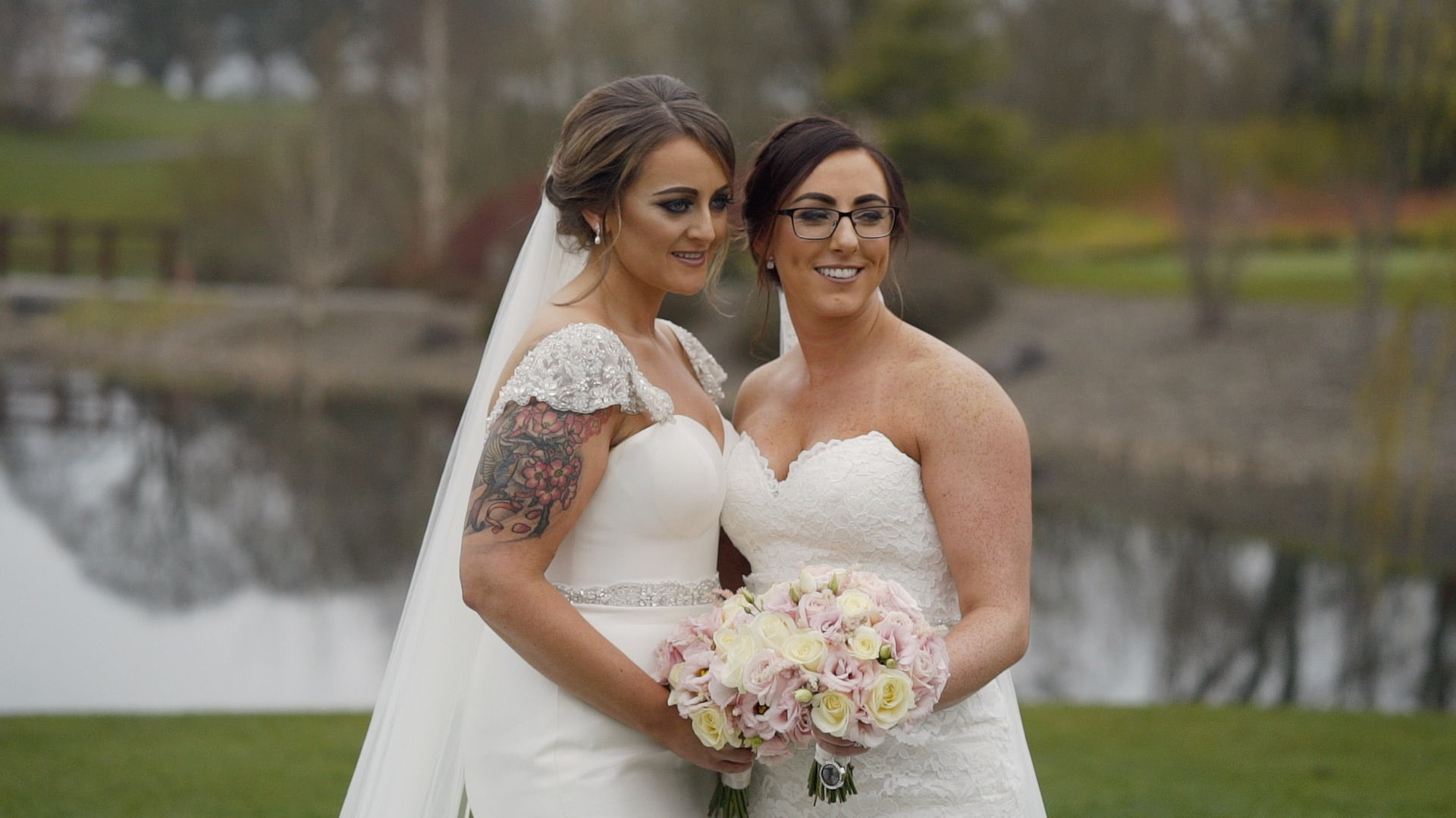 Wedding Video Knightsbrook Hotel – Victoria and Sarah